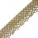 30MM CROCHET SCALLOP EDGE LACE