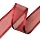 38mm Sheer Satin Edge Ribbon