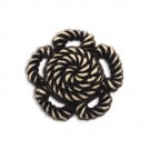 Fashion Rope Button