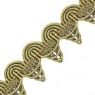 30MM FINE MET PYRAMIC BRAID