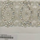 "2 1/4 ""(57mm)  Rhinestone Trim"