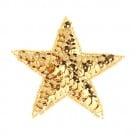 Iron On Sequin Star Patch