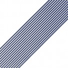 55mm Pencil Striped Grosgrain
