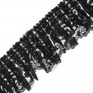 "2 1/4"" PLEATED LACE"