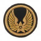 "2 3/4"" Military Wings Crest"