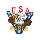 U.S.A Eagle Patch