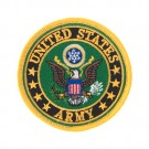 UNITED STATES ARMY APPLIQUE