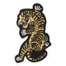 Iron On Crouching Tiger Patch