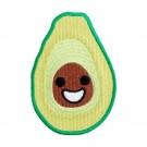 Iron On Avocado Patch