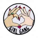 "Iron on ""Girl Gang"" Patch"