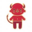 Devil Baby Pin