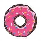 Stick On Donut Patch