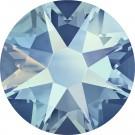 Light Sapphire Shimmer Swarovski Flatback Crystal