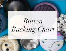 Button Backing Chart