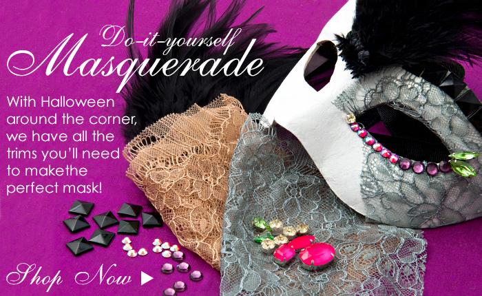 DIY Masquerade