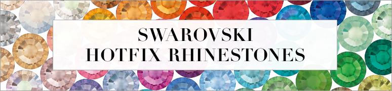 Swarovski Hotfix Rhinestones